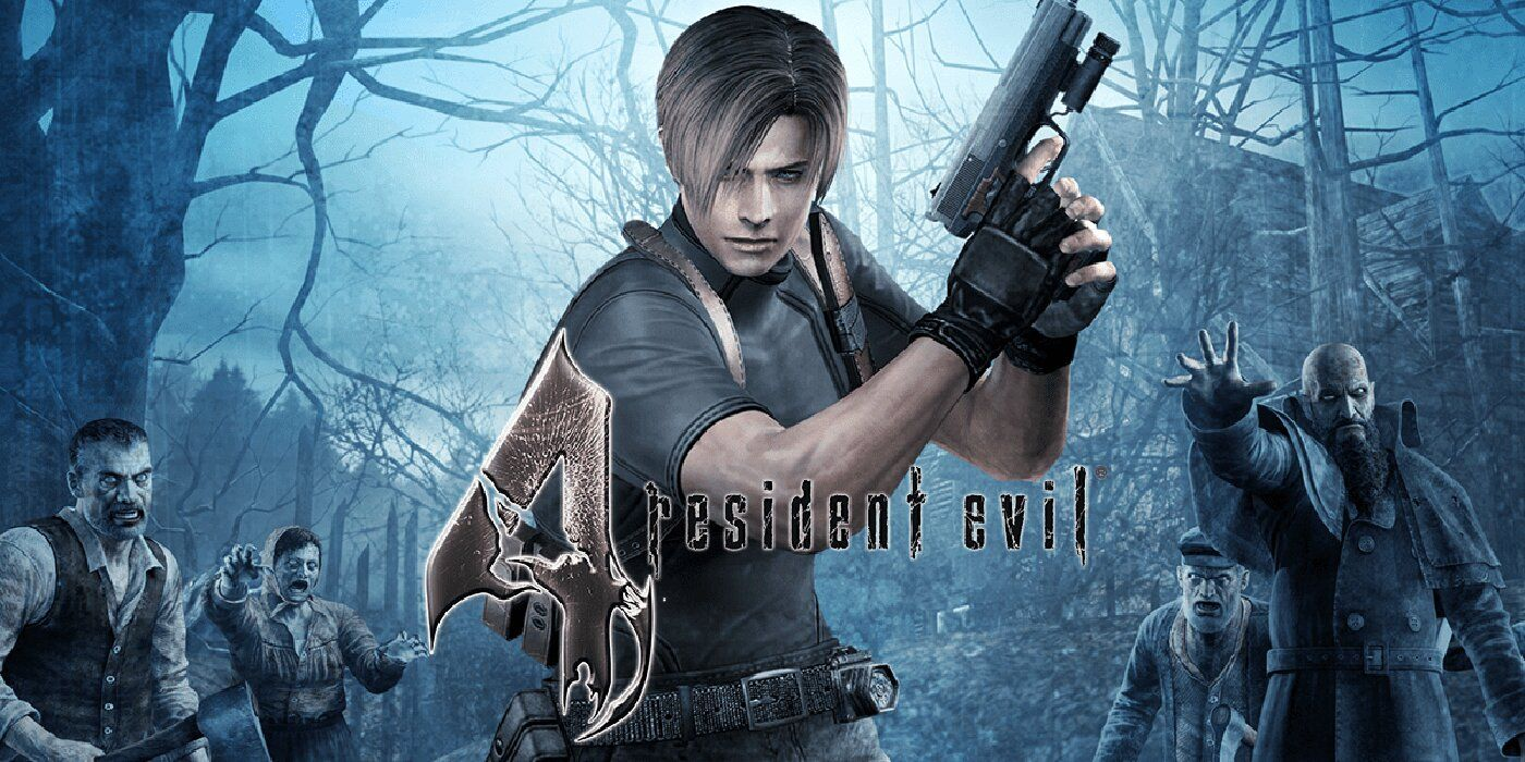 Resident Evil 4 Remake Reportedly In The Works Game Rant