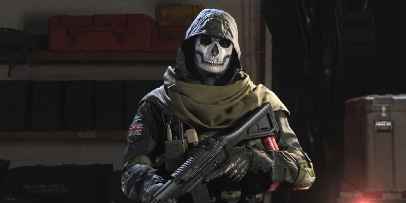 Call Of Duty Modern Warfare Ghost Pack Contingency Bundle Adds