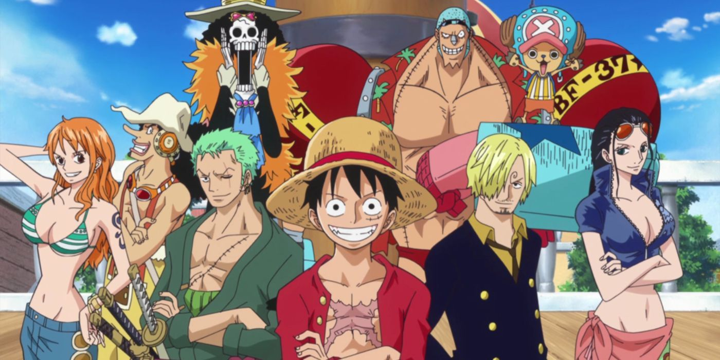 PlayStation Network Adding New Dubbed Episodes of One Piece