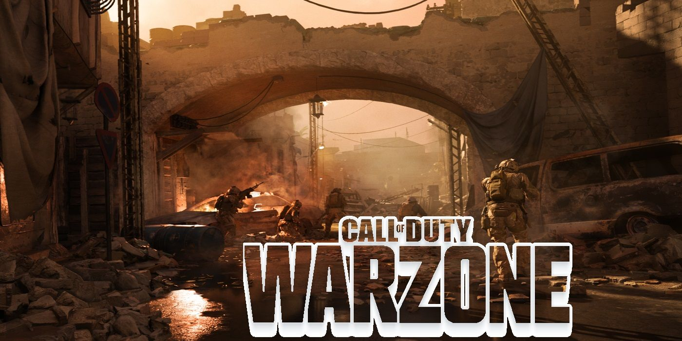 Leaks Point To New Map For Call Of Duty Warzone Game Rant