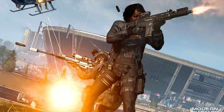 Call Of Duty All The Secret Changes Made In The Modern Warfare Mid Season Update