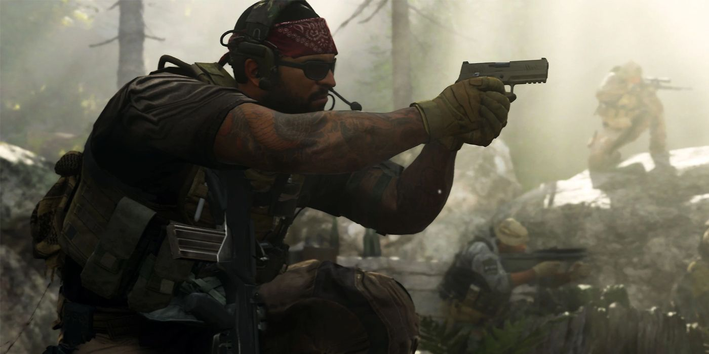 Call of Duty: Modern Warfare Update Improves One in the ...