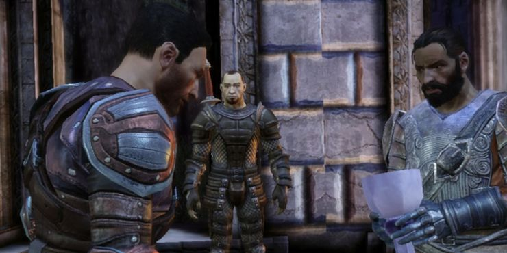 Dragon Age 4 How The Grey Wardens Are Likely To Be Involved The set can only be acquired by creating a new rogue character in awakening, where it is given as a starting item to the character, or importing a character of a lower level than the orlesian warden's. dragon age 4 how the grey wardens are