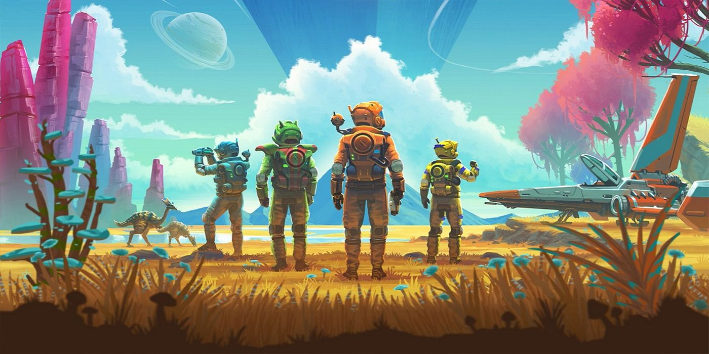 No Man's Sky is the Blueprint on How To Do a Video Game Comeback