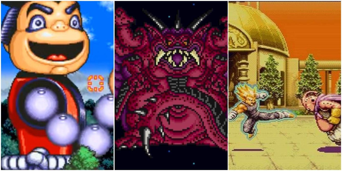 SNES: 10 Rare Super Nintendo Games You Can Only Find On Emulators