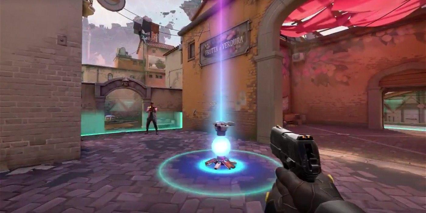VALORANT agent abilities do kill