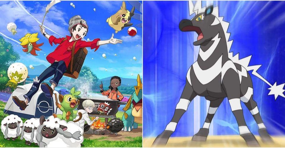 Every Pokémon Generation Ranked By Their Pokémon Designs