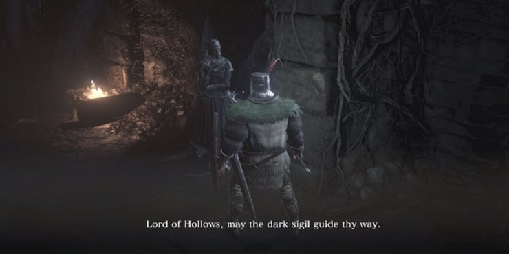 Dark Souls 3 Usurpation Of Fire Questline A Step By Step Guide After you use this 5 times, he will die and yuria of londor will appear. dark souls 3 usurpation of fire