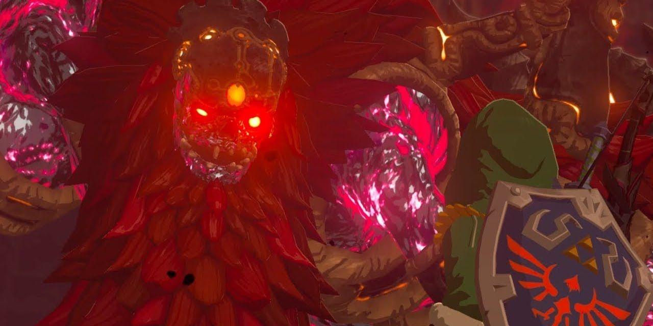 Como a Maldição de Demise pode impactar The Legend of Zelda: Breath of the Wild 2 2