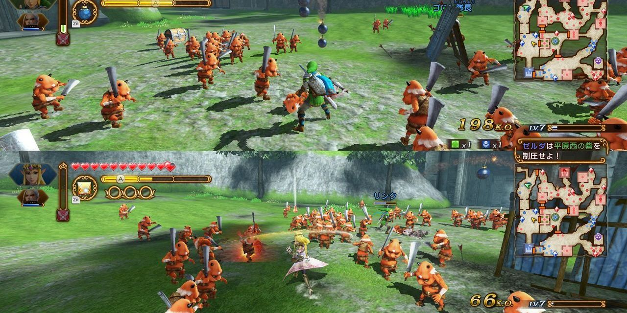 5 Features From Hyrule Warriors That Need To Return In Age Of Calamity 5 That Need Updates