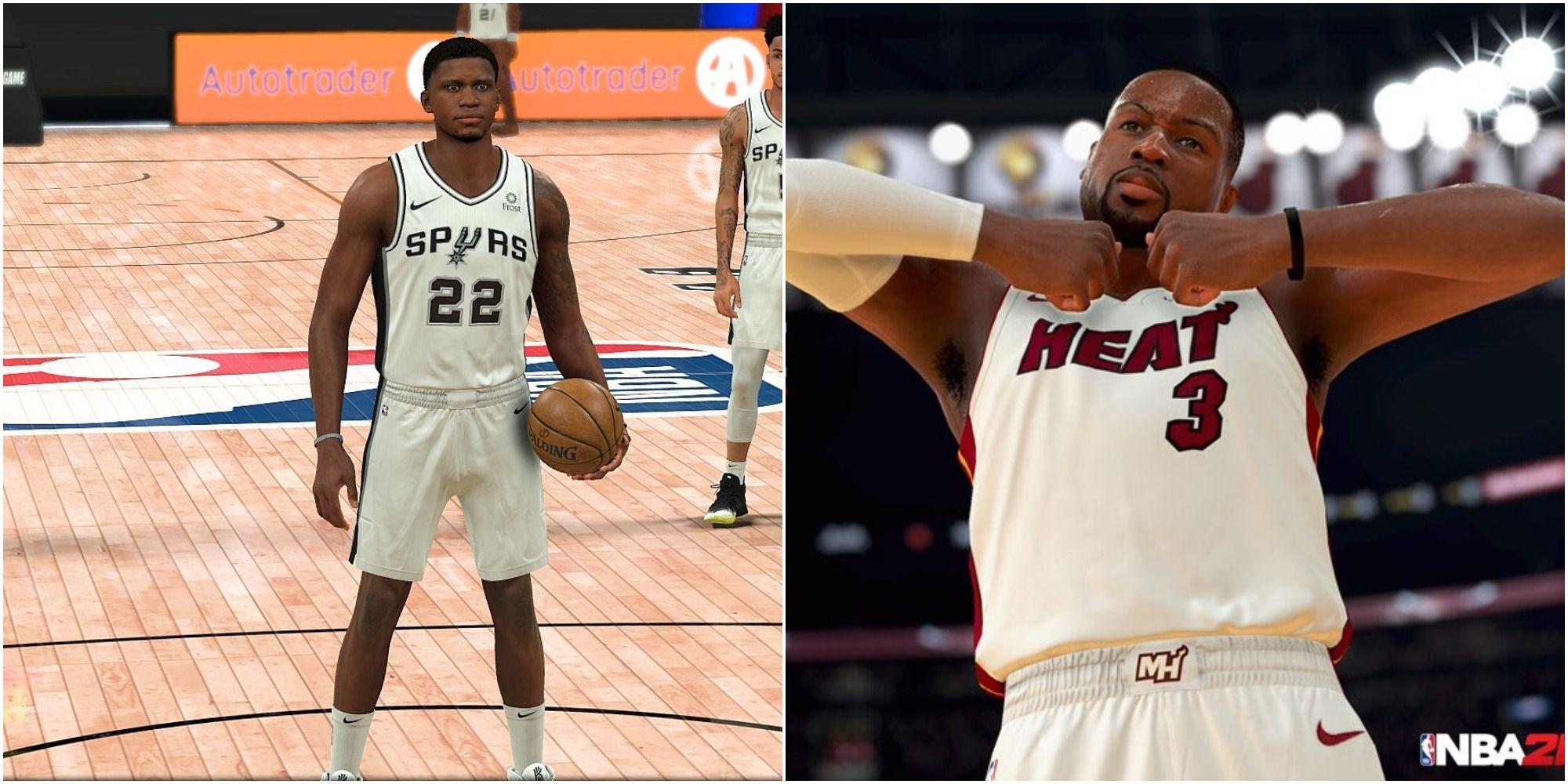 NBA 2K21: Best Jumpshots   Game Rant