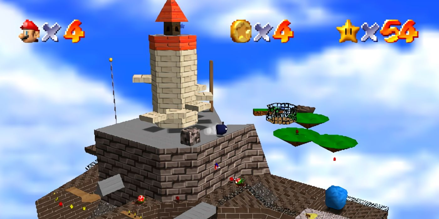 Super Mario 64: Blast Away the Wall Guide | Game Rant