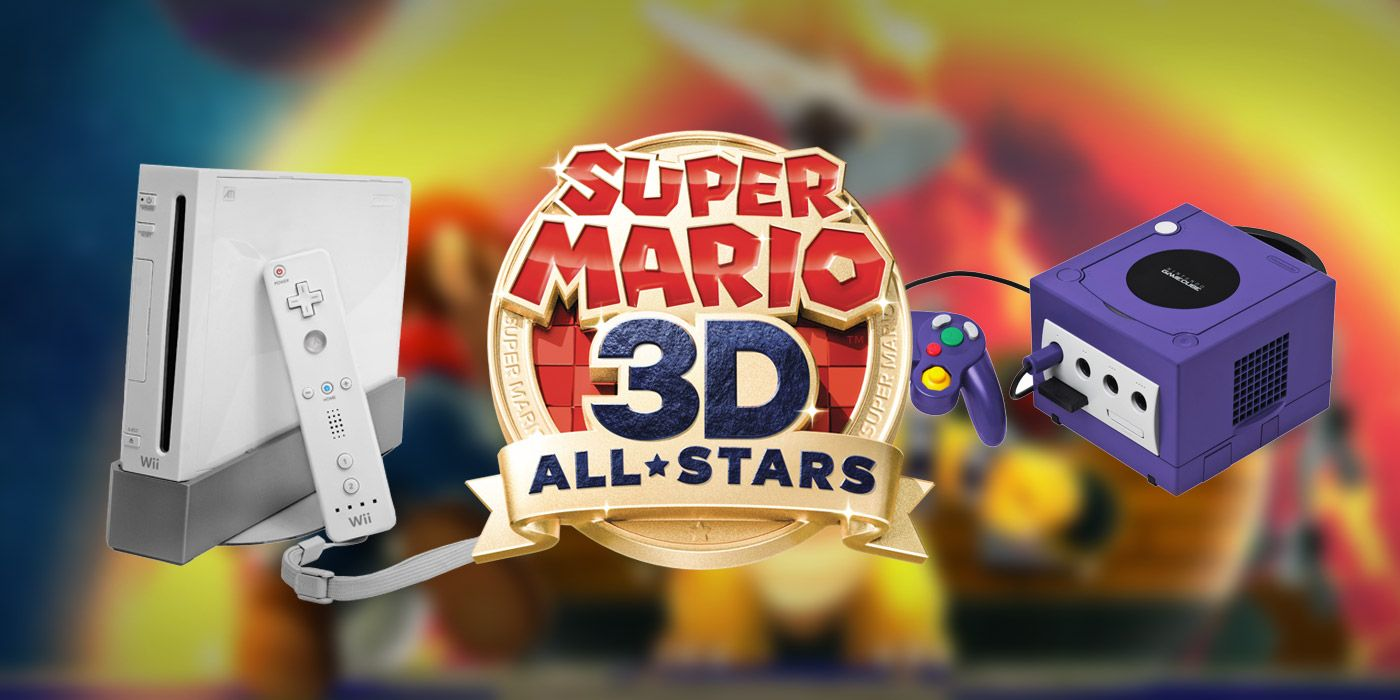 Mario 3D All Stars Could Be a Test Bed For Additional GameCube, Wii Ports