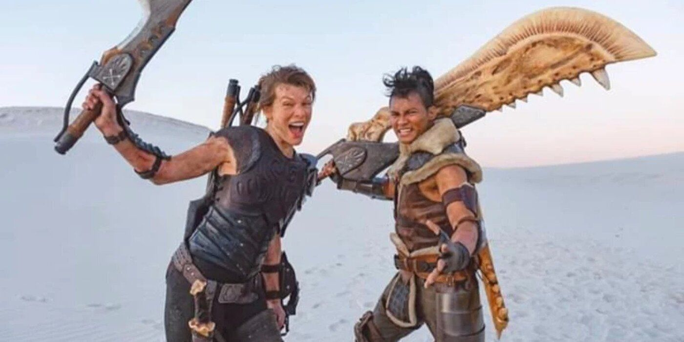 Monster Hunter Movie Synopsis Has Fans Very Concerned Game Rant
