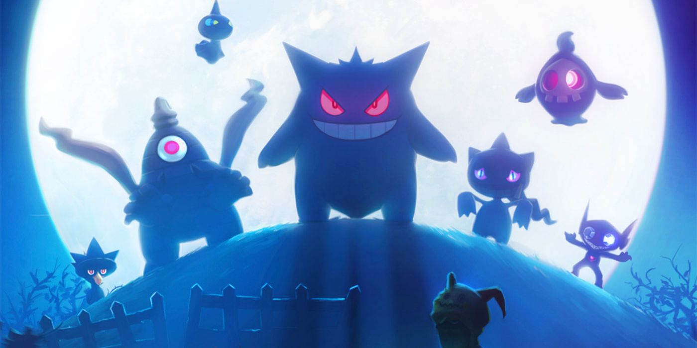 Pokemon GO Details October 2020 Events Game Rant