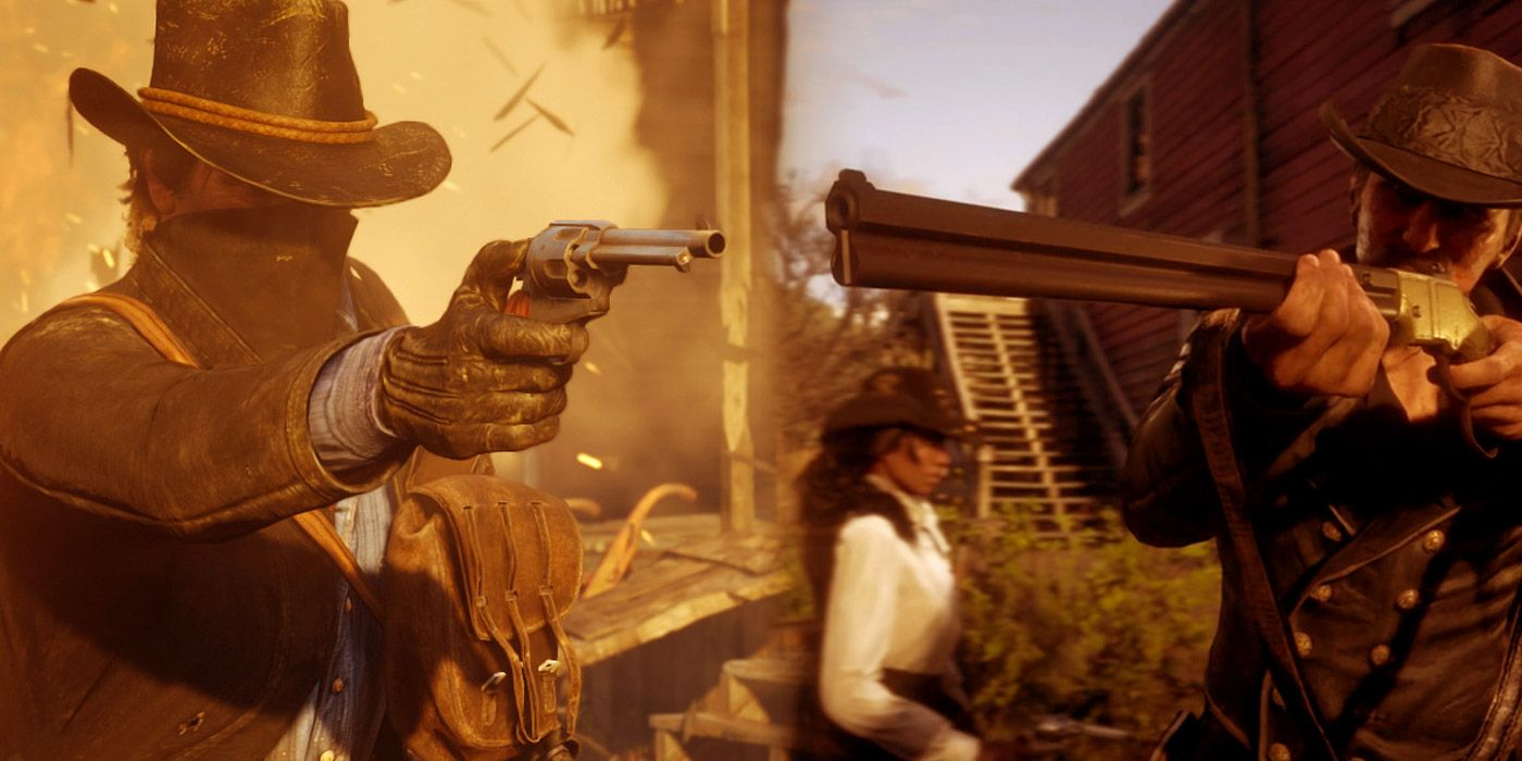 Red Dead Redemption 2's Version of Undead Nightmare May Not Be Exactly What Fans Wanted
