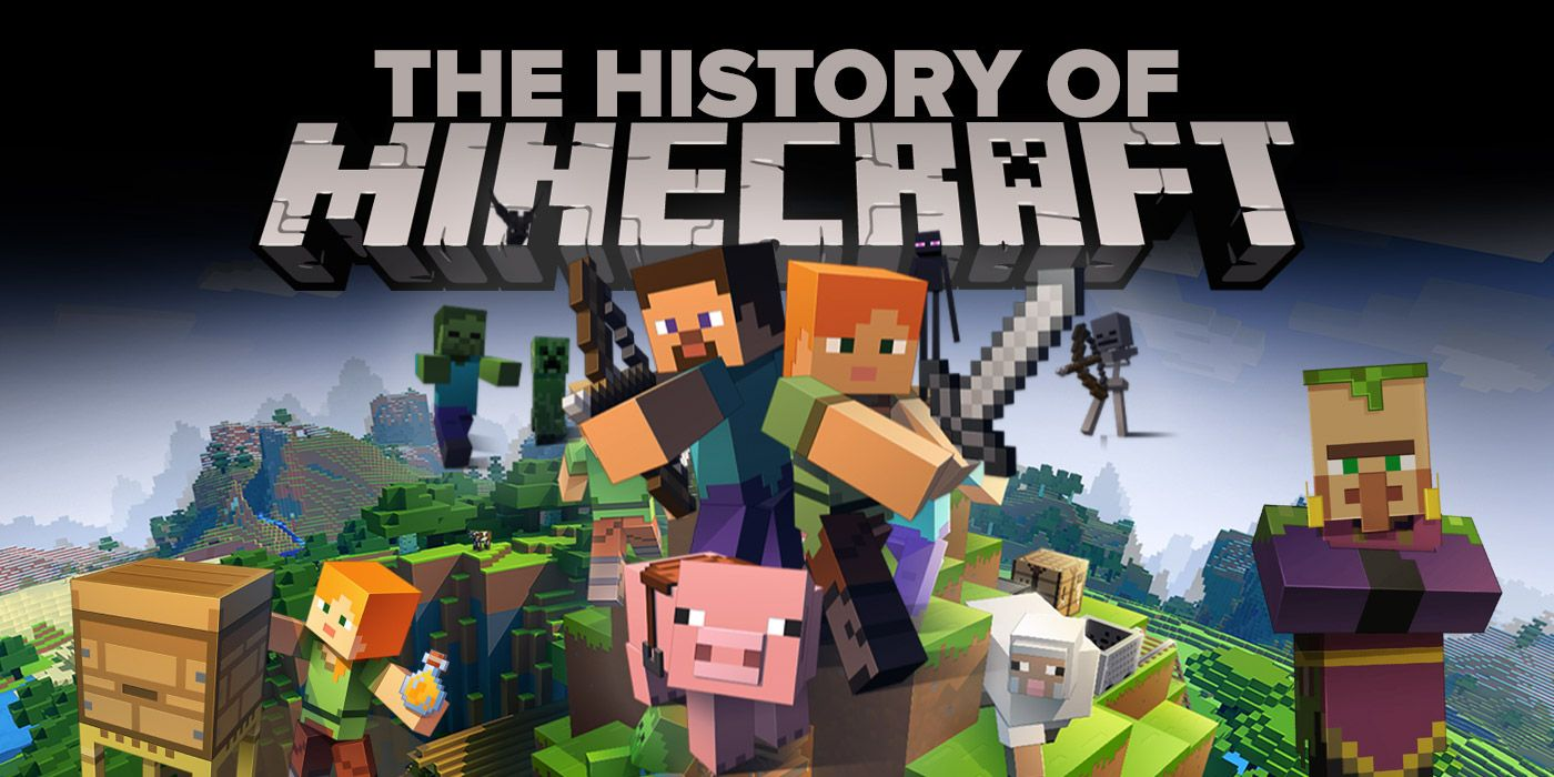 A Complete History Of Minecraft Game Rant