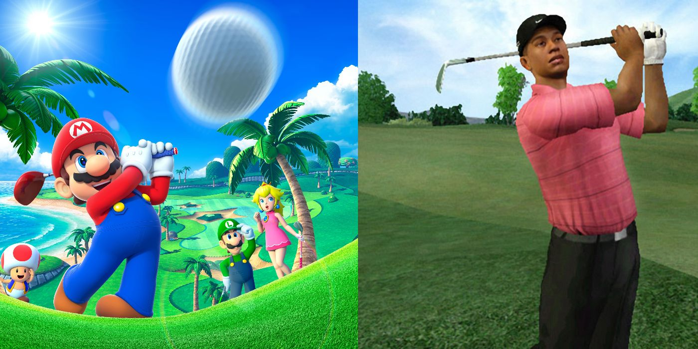 The 10 Best Golf Video Games, Ranked (According To Metacritic)