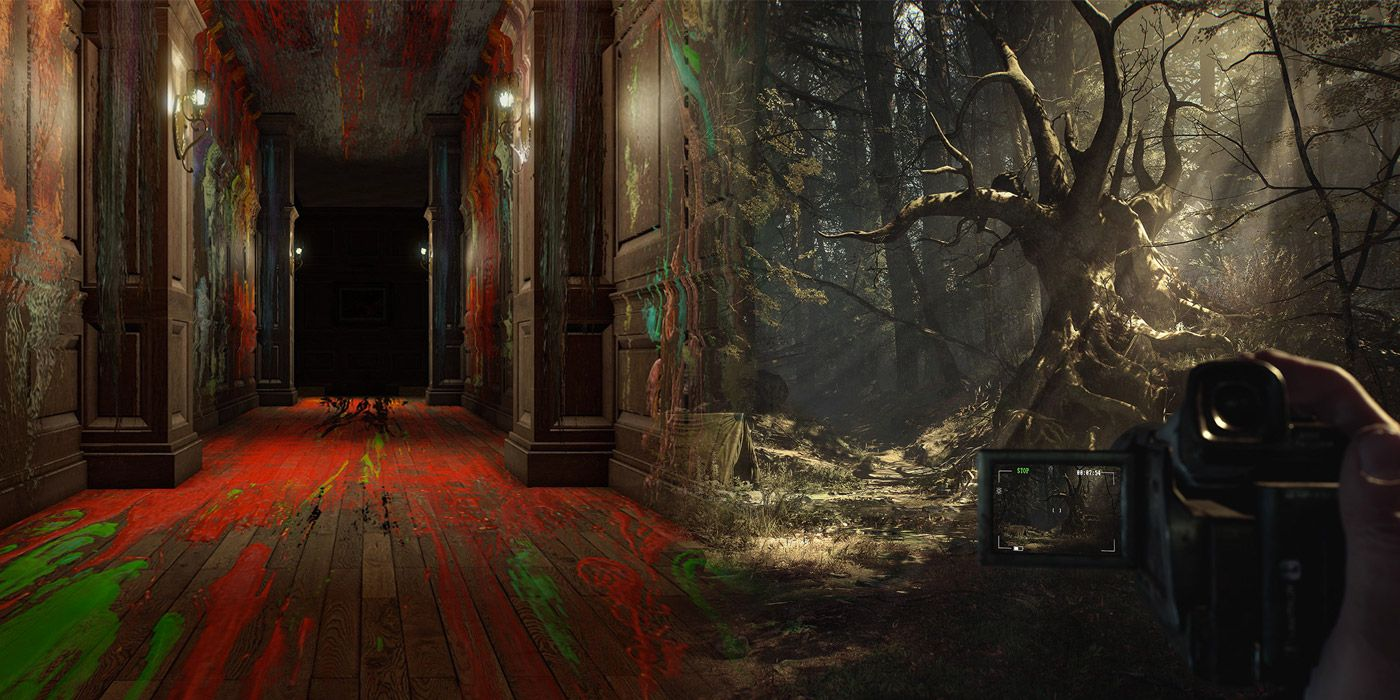 Horror Games that should make the jump to VR | Game Rant