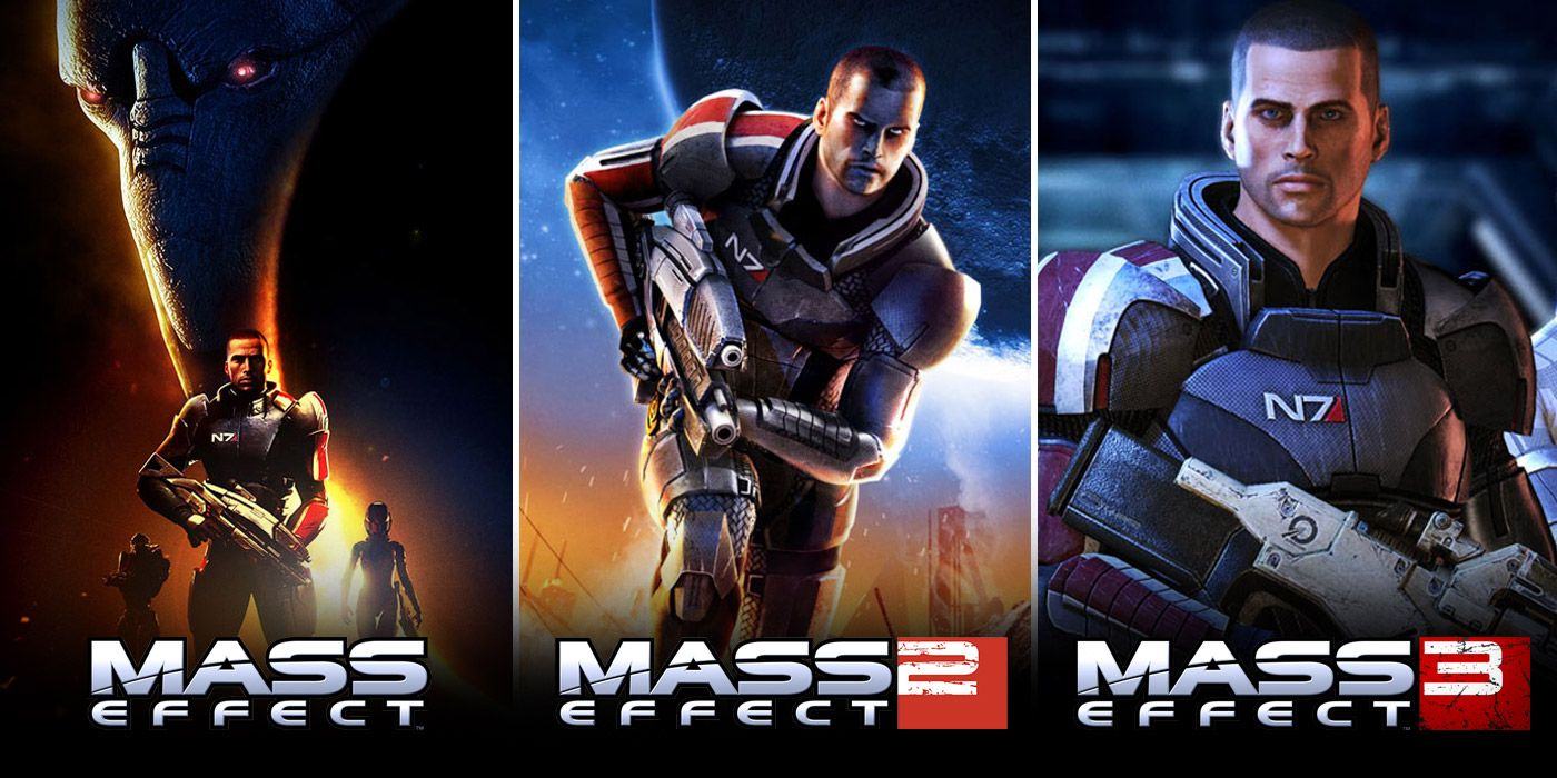 Mass Effect Remastered Trilogy Release Date: Every Rumor and Theory