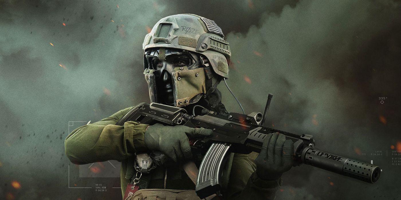 Call of Duty: Modern Warfare Fan Creates Impressive Roze Art