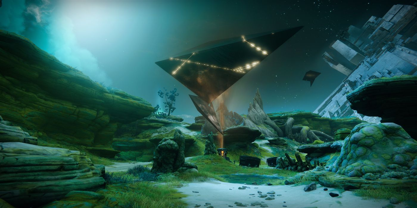 Destiny 2 Players Trying to Crack Code in Beyond Light Collector's Edition