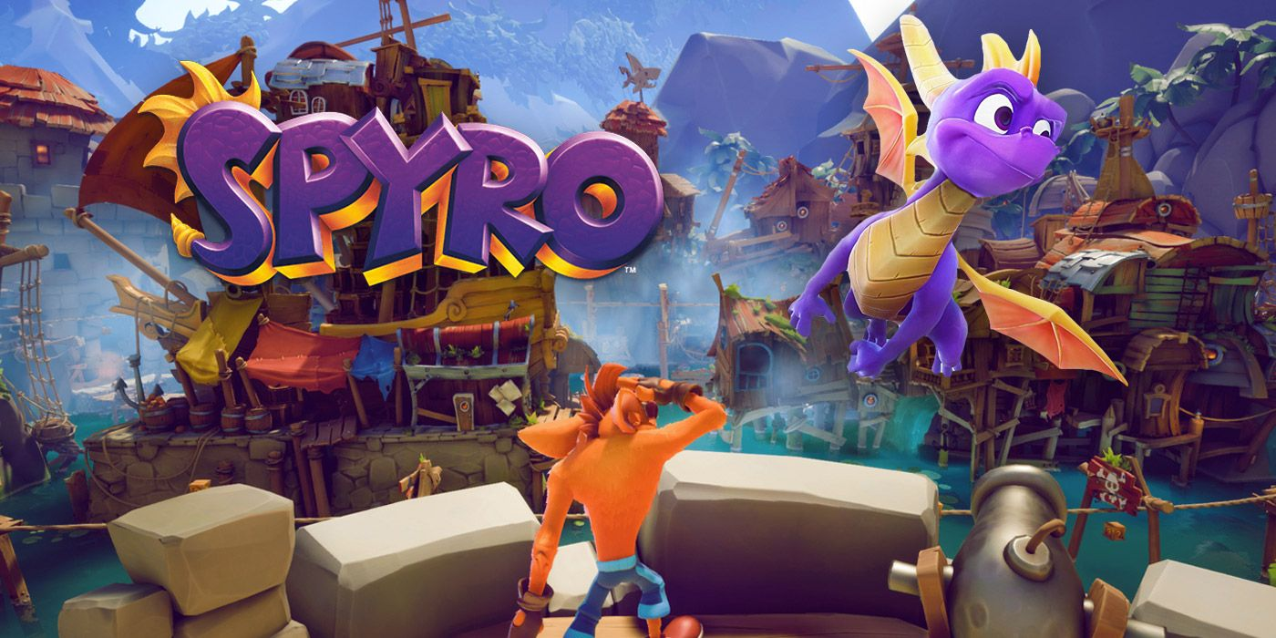 What Spyro 4 Should Learn from Crash Bandicoot 4 | Game Rant