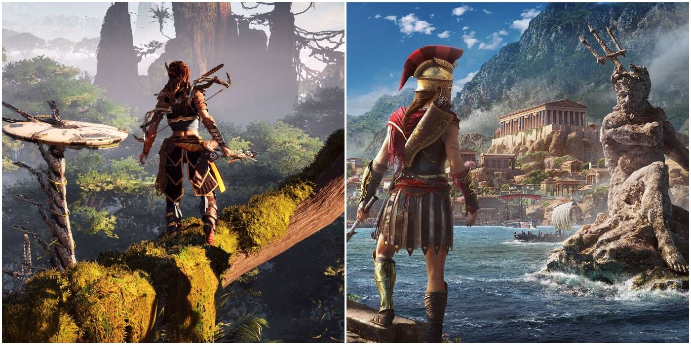 14 Offline PC Open-World Games You Need To Play   Game Rant