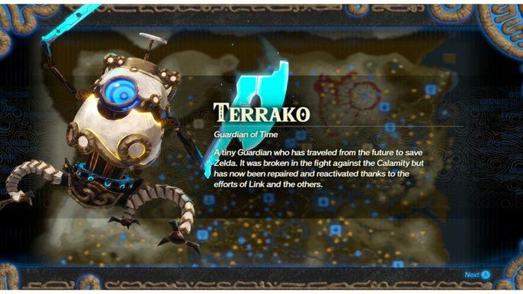 Hyrule Warriors Age Of Calamity How To Unlock Terrako