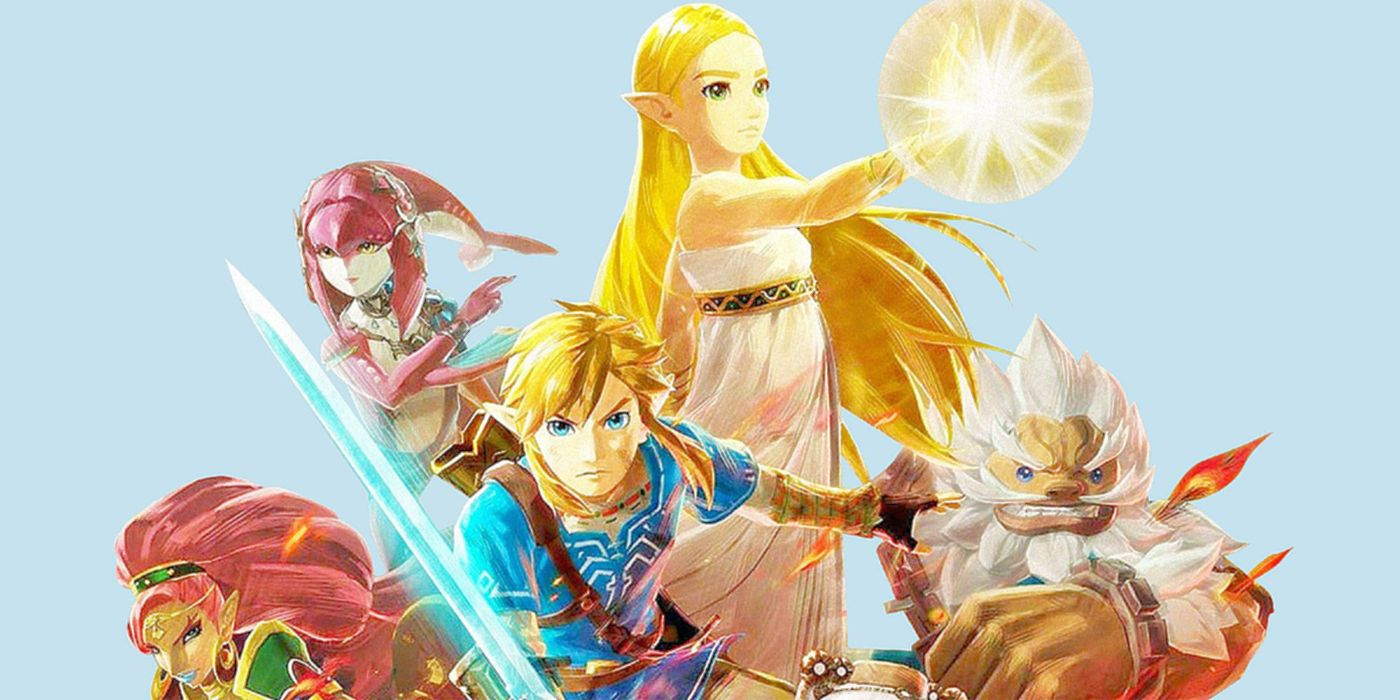 Hyrule Warriors Age Of Calamity Datamine Reveals Potential Dlc Characters
