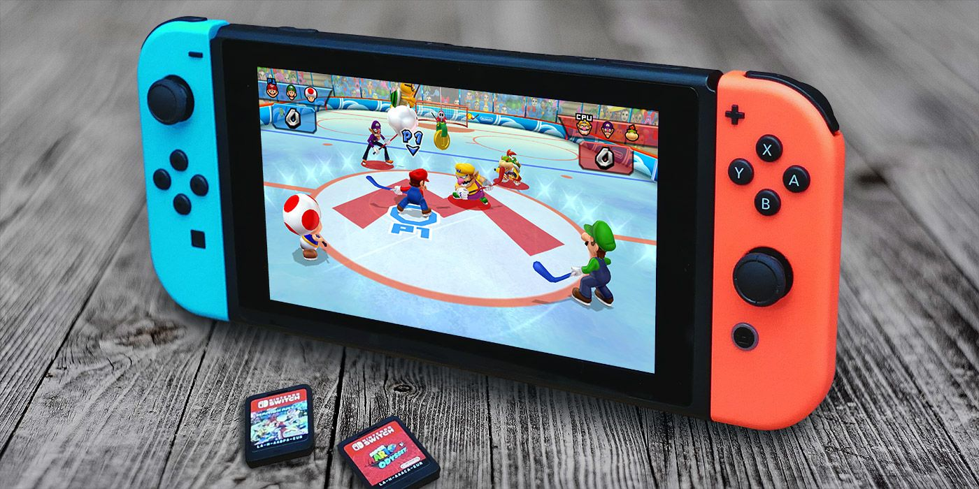 Which Mario Sports Game Is Coming to the Switch Next? | Game Rant