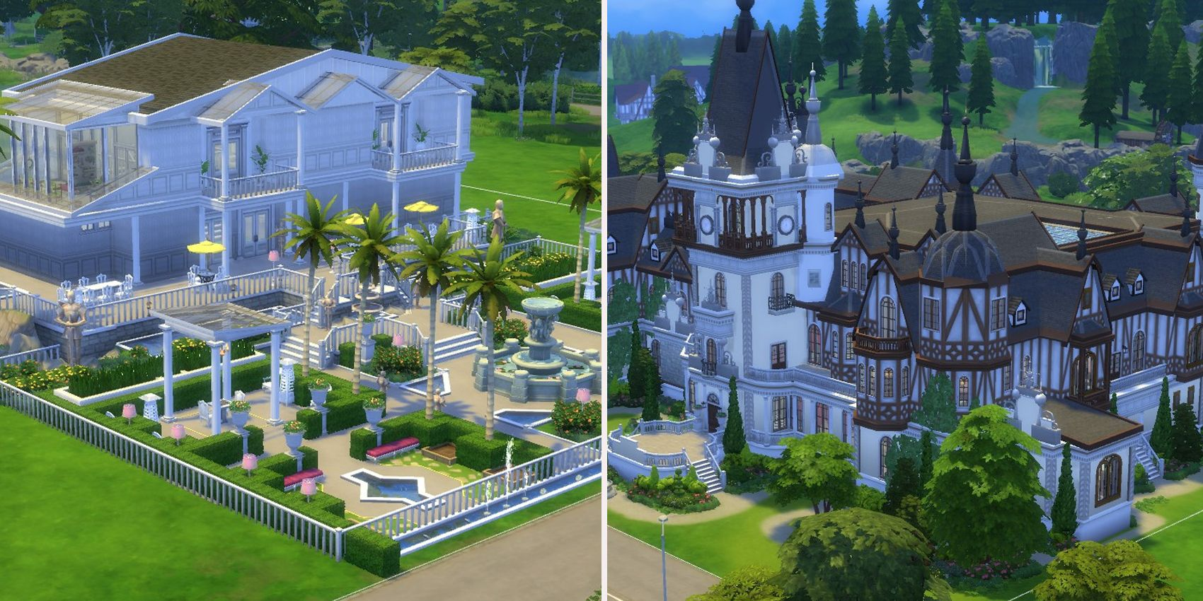 The Sims 4 10 Most Expensive Mansions In The Gallery Game Rant