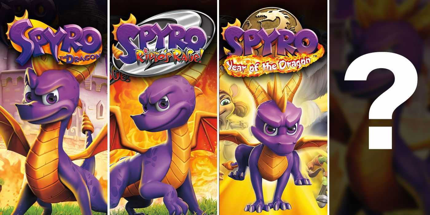 What to Expect From a New Spyro Game | Game Rant