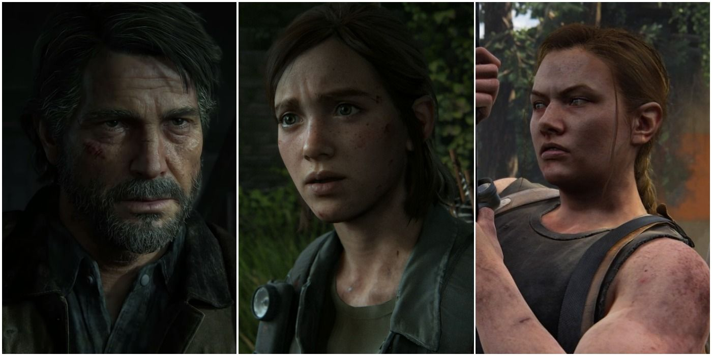 The Last Of Us Cast
