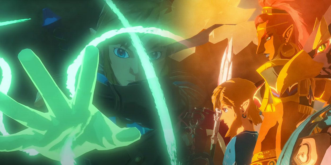 Zelda Breath Of The Wild 2 Will Be Better Because Of Hyrule Warriors Age Of Calamity