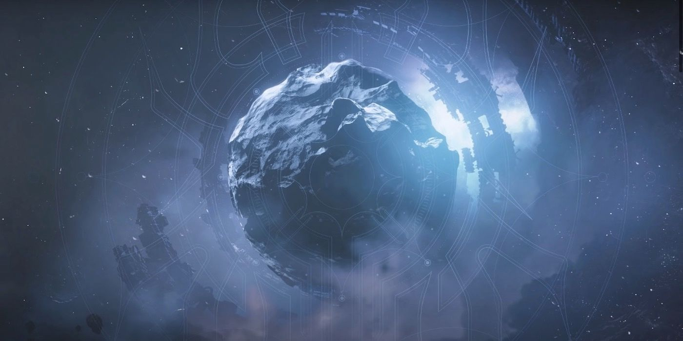 Destiny 2: Beyond Light Title Screen and Music Revealed