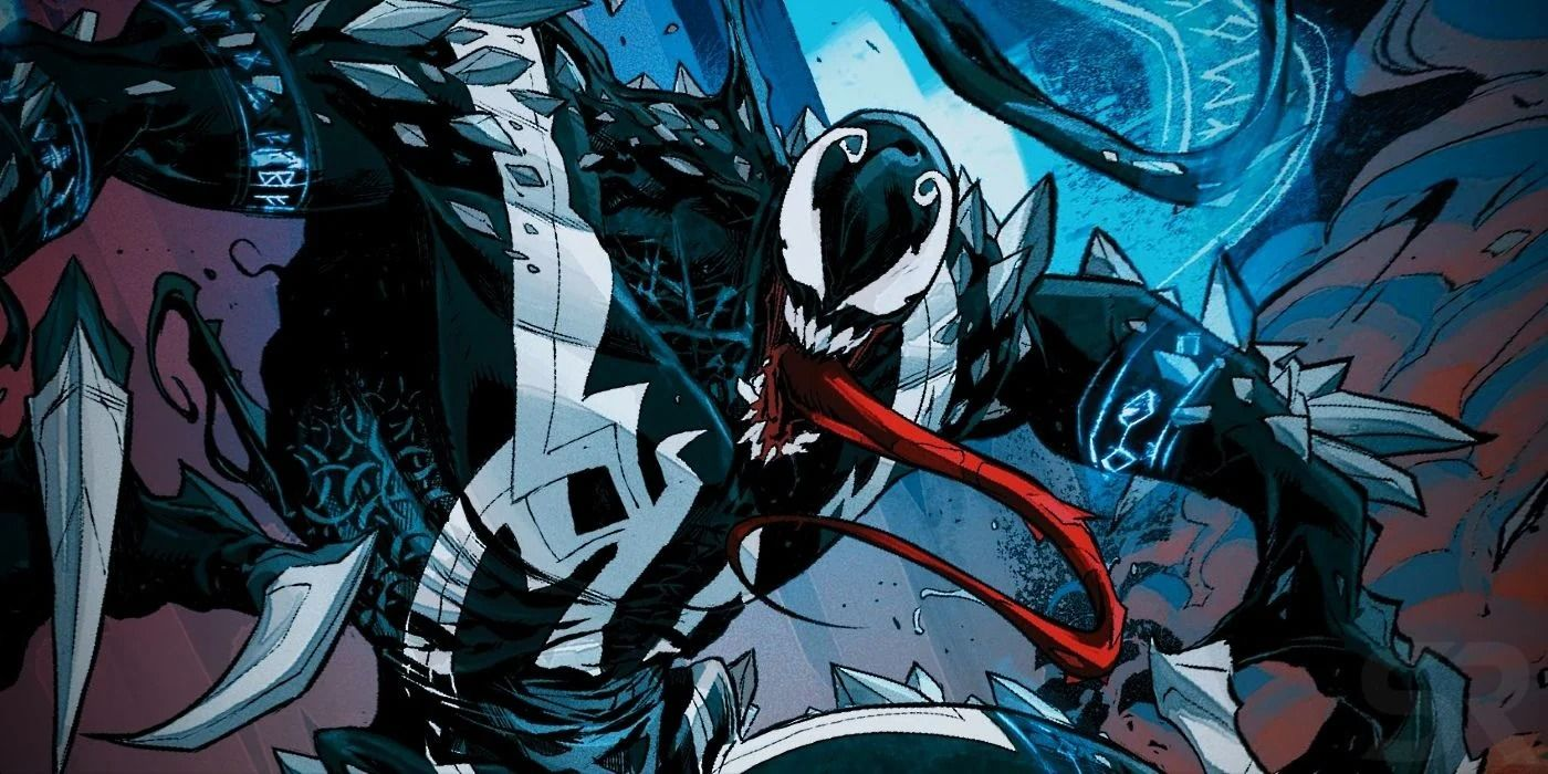 Fortnite Venom Skin Teased By Epic Games Game Rant According to recent leaks by data miners, venom could be making his way to fortnite soon. fortnite venom skin teased by epic