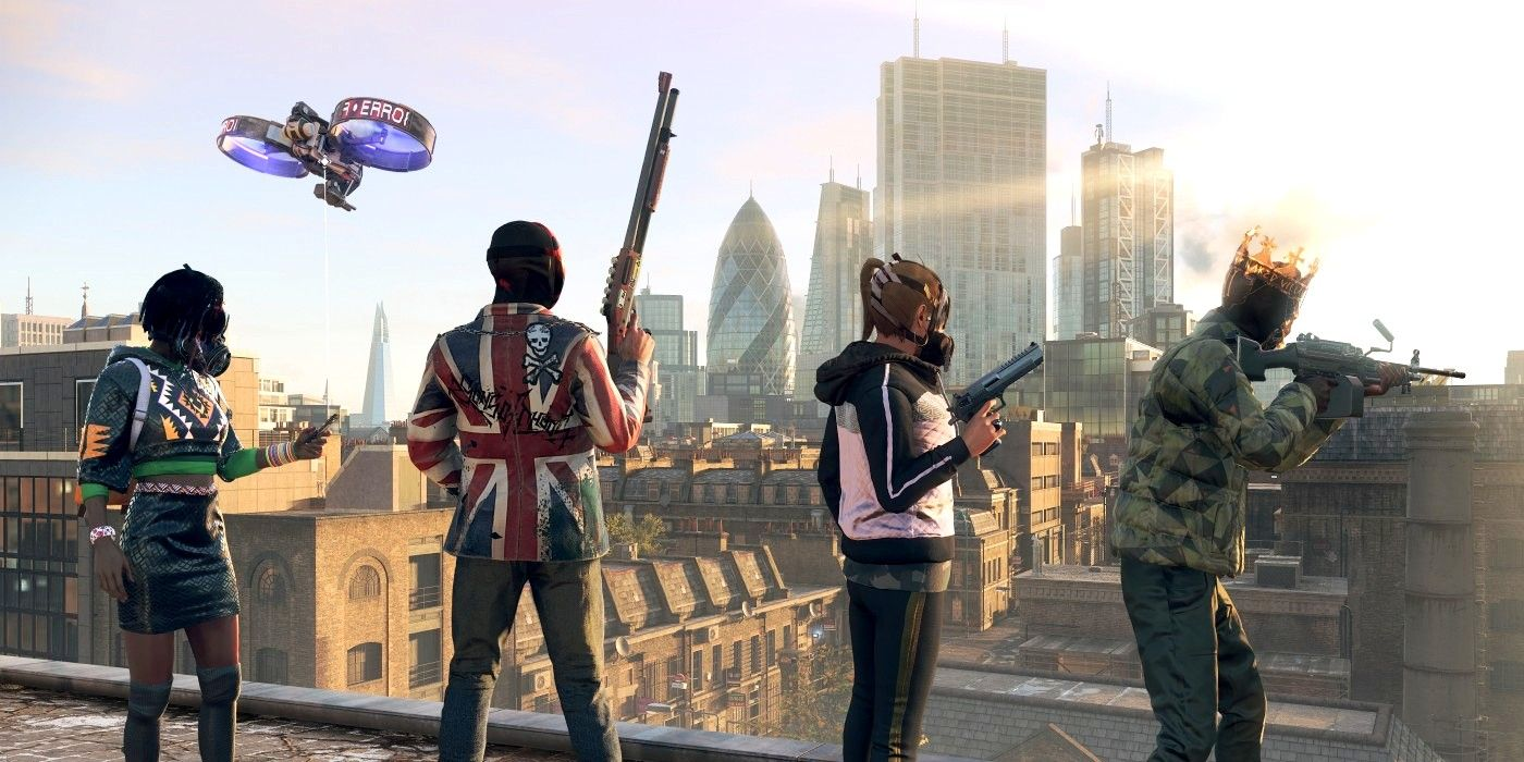 Comparing Watch Dogs Legion to Real-World London | Game Rant