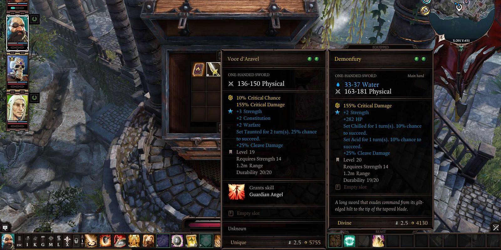 10 Best Weapons In Divinity Original Sin 2 Game Rant Itteacheritfreelance Hk