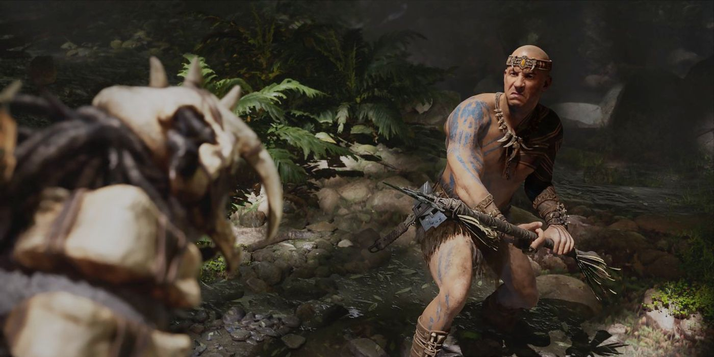 gamerant.comVin Diesel is Working on ARK 2, Not Just Acting in the Game