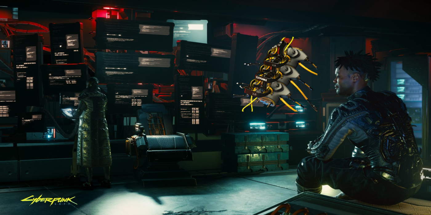 Cyberpunk 2077: Where to Get Legendary Kerenzikov | Game Rant