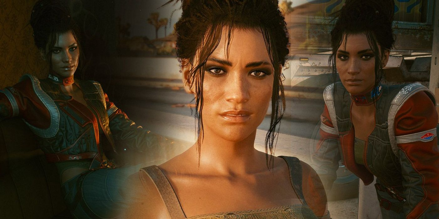 Cyberpunk 2077 Puts a Lot of Weight on Panam's Shoulder