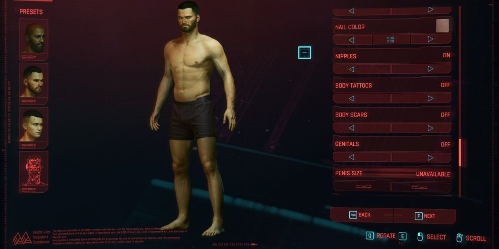 Featured image of post Cyberpunk 2077 Character Creation Meme - This 'secret character creator' animated video is packed full of jokes and game references.
