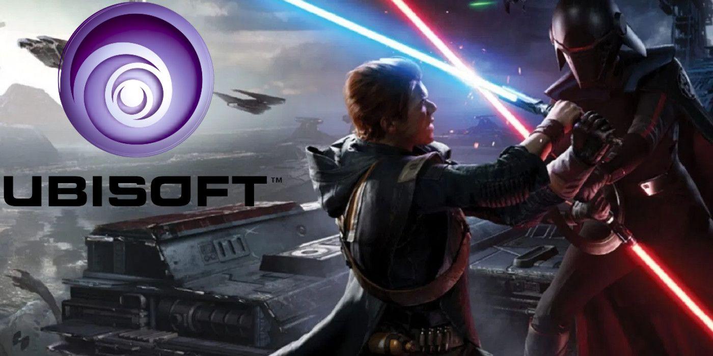 Ubisoft To Develop Open-World Star Wars Game