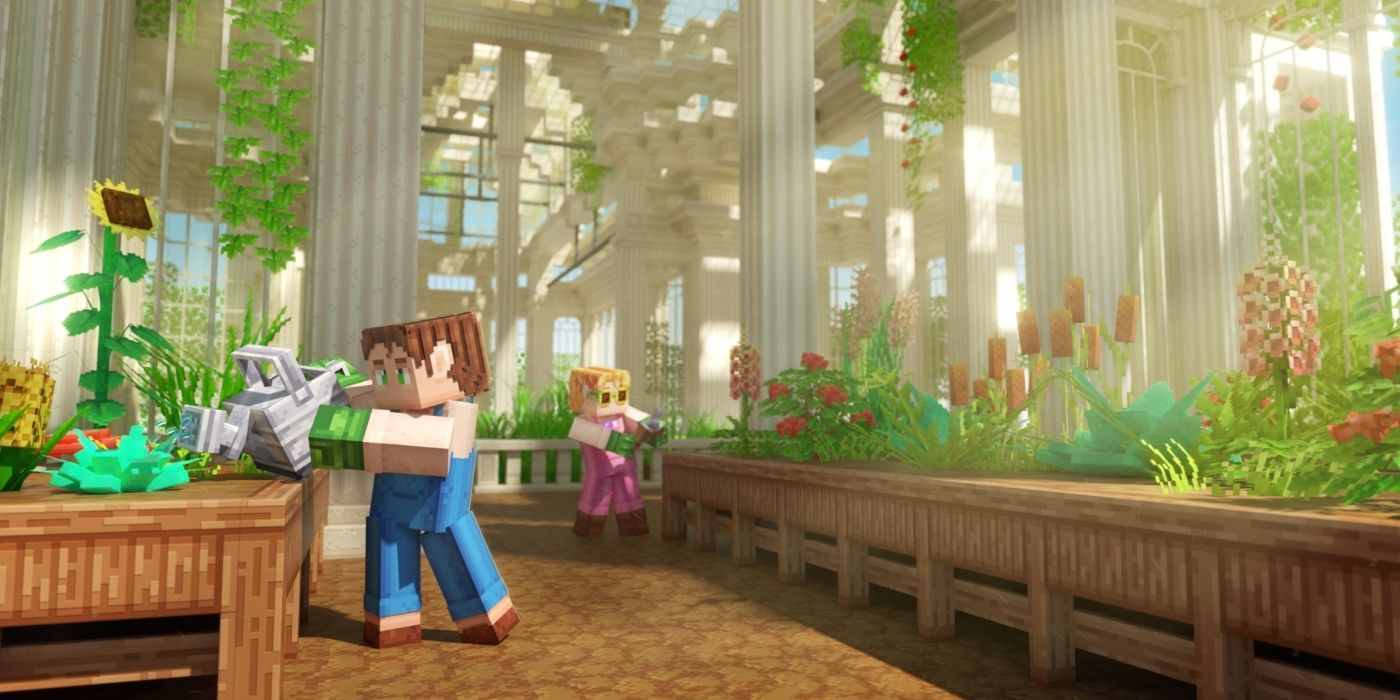 Minecraft Bloom Guide Everything You Need To Know Game Rant