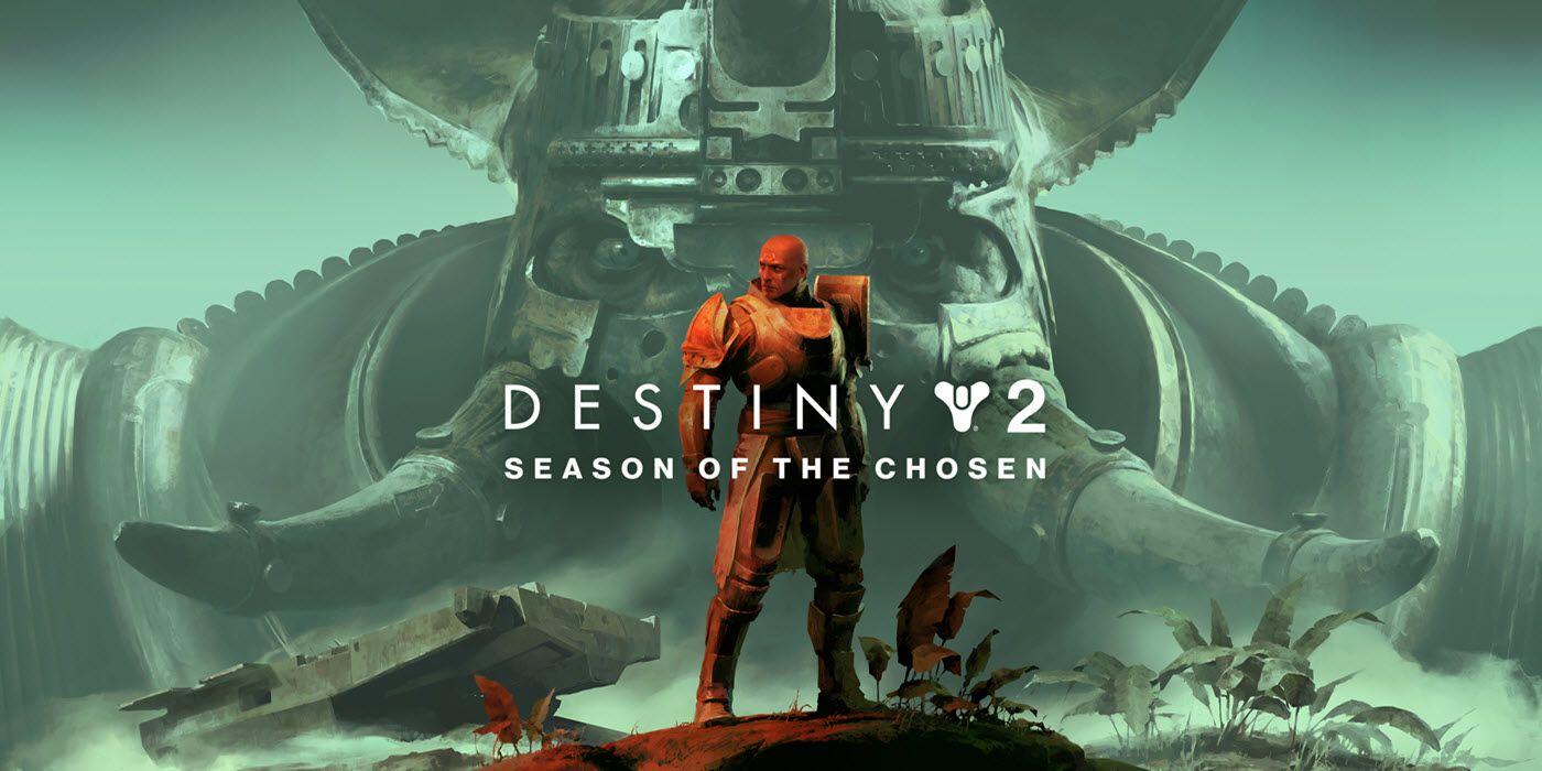 Destiny 2 Season of the Chosen Trailer Reveals Cabal Battlegrounds and More