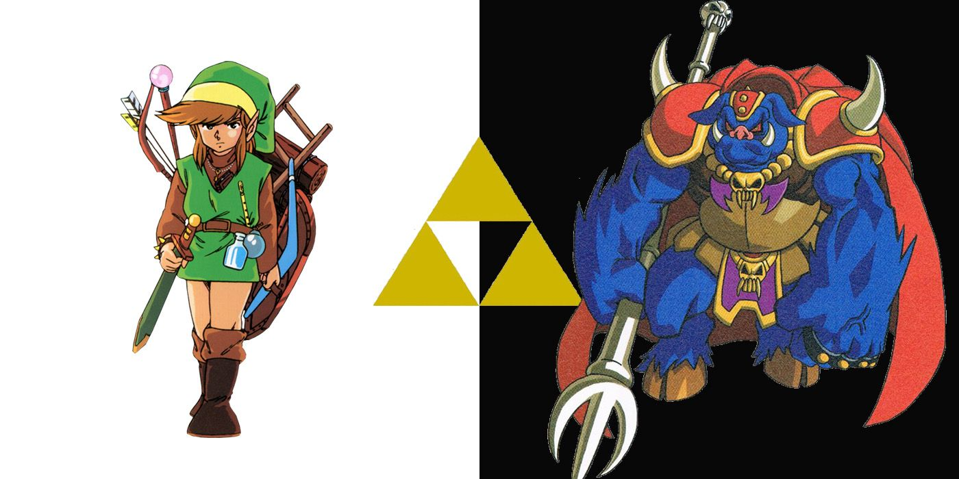 Video Game Rivalry in Retrospect: Why The Legend of Zelda's Link and Ganon Conflict Can Never Die