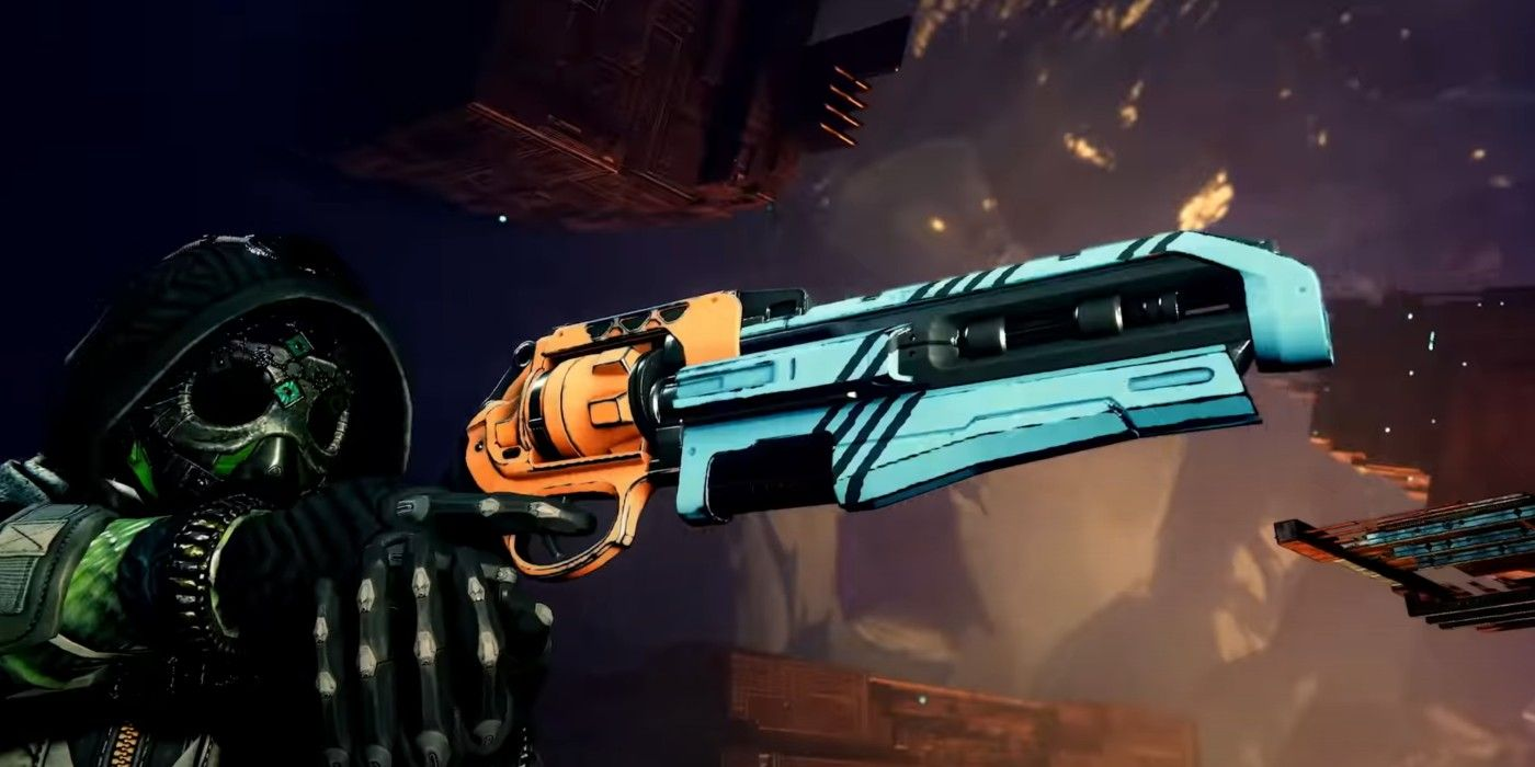 Destiny 2 The Palindrome God Roll | Game Rant
