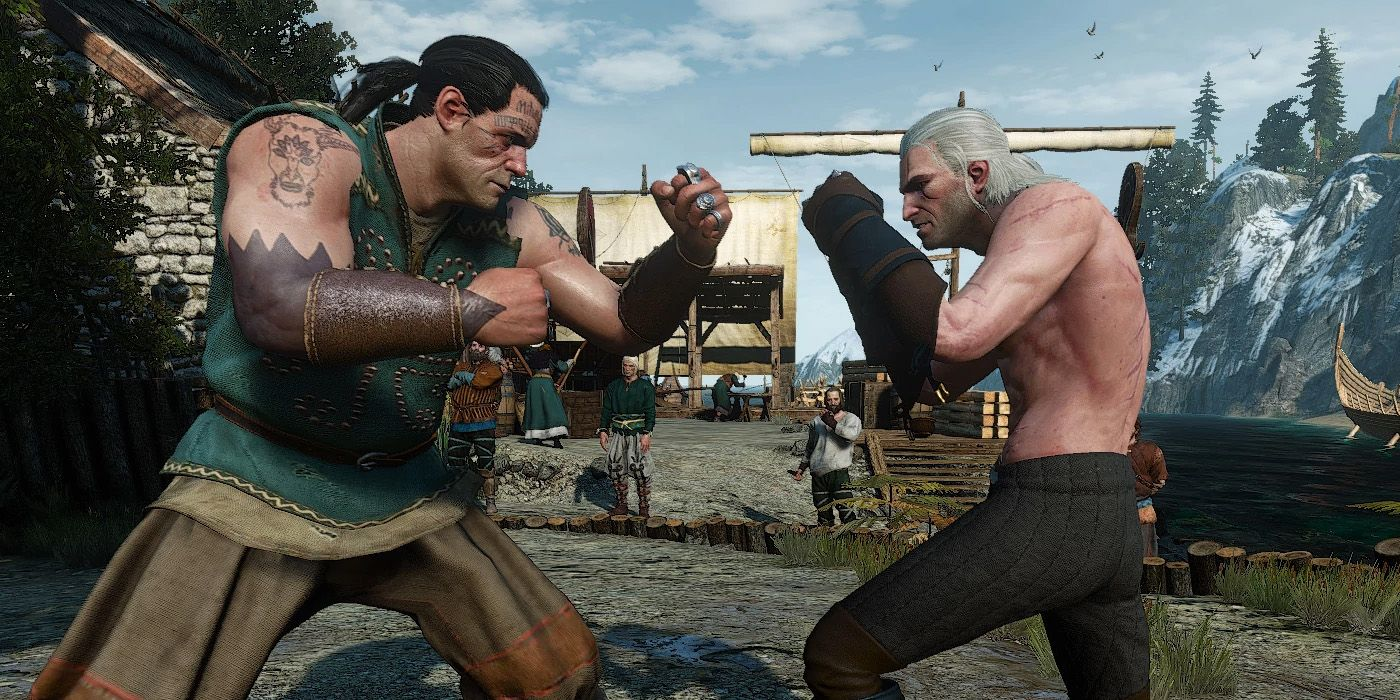 The Witcher Oddly Sounds Like a Great Game for Online Multiplayer