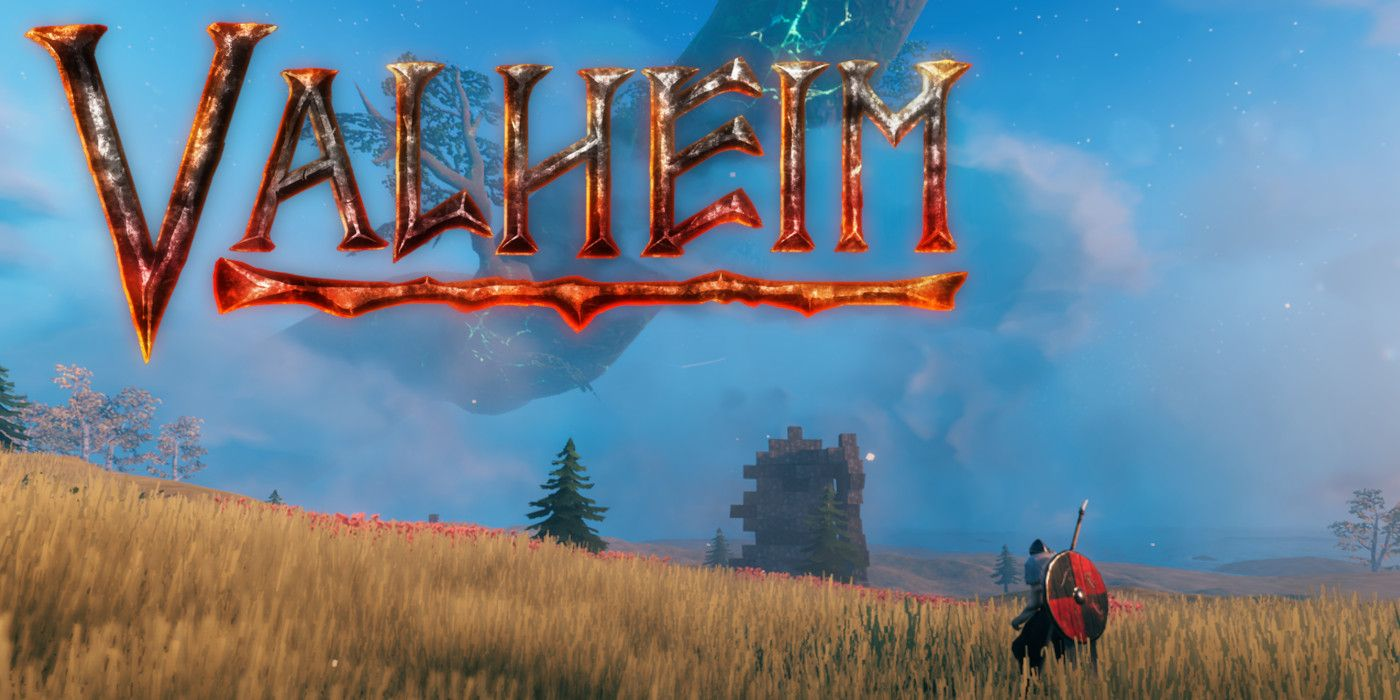 Valheim Players Build Helm's Deep In Game